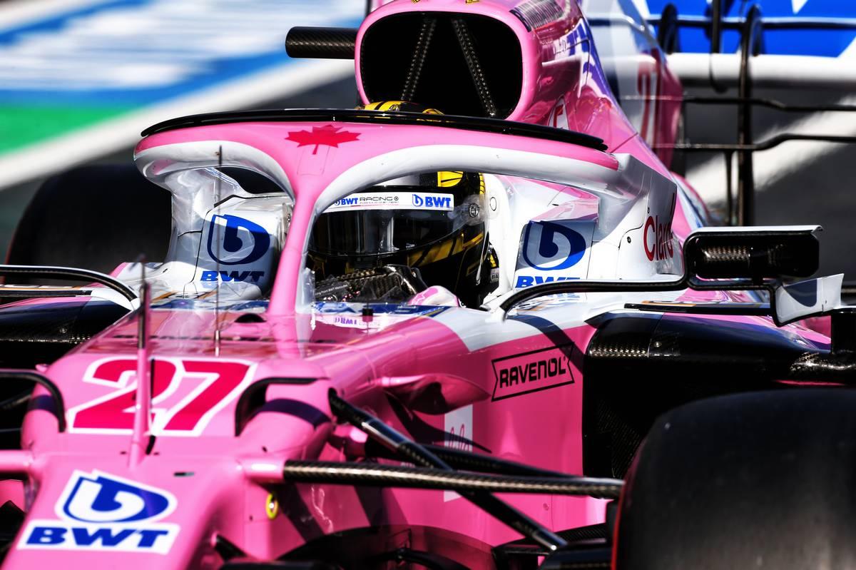 Nico Hulkenberg (GER) Racing Point F1 Team RP20. 10.10.2020.