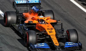 Sainz 'disappointed' by MCL35's new upgrade package