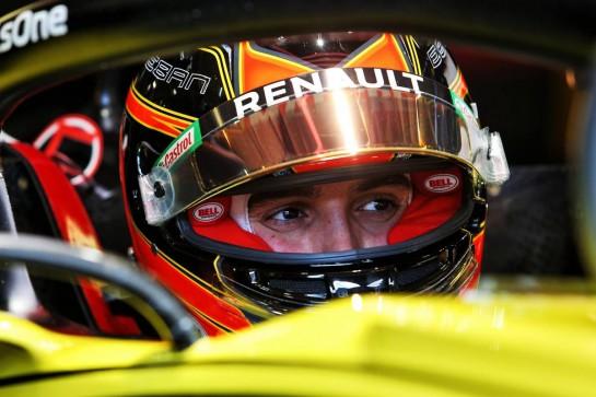 Esteban Ocon (FRA) Renault F1 Team RS20. 10.10.2020. Formula 1 World Championship, Rd 11, Eifel Grand Prix, Nurbugring, Germany, Qualifying Day. - www.xpbimages.com, EMail: requests@xpbimages.com © Copyright: Moy / XPB Images