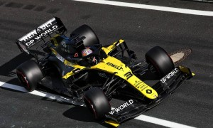 Renault car now able 'to sit in the sweet spot' - Ricciardo