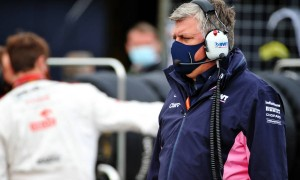 Szafnauer: 'We can make the Aston Martin name proud from the start'