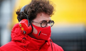 Binotto lays out Ferrari's 2021 plans and new car name