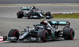 Bottas feels 'unlucky' to miss out on Eifel victory