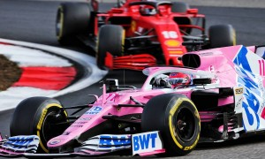 Perez frustrated with fourth, Hulkenberg thrilled with P8