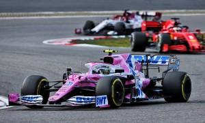 Hulkenberg says Eifel GP was like 'dip into an ice bath'