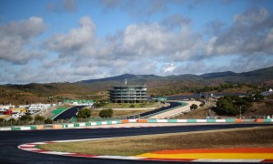 Portuguese GP: Thursday's build-up in pictures