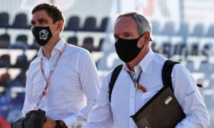 Petrov relinquishes FIA steward role after father's death