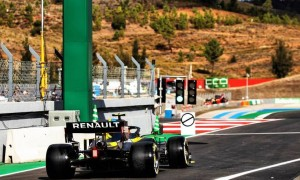 'Mega-tight' pitlane exit cause for concern in Portuguese GP