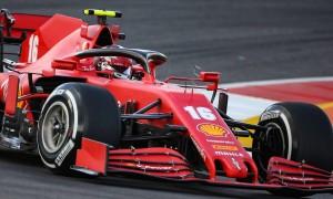 Leclerc: Ferrari qualifying pace 'looks quite promising'
