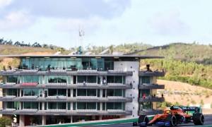 Portuguese Grand Prix Free Practice 2 - Results