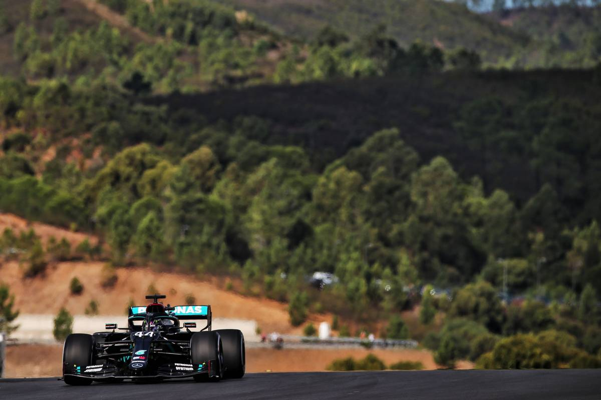 2020 Portuguese Grand Prix - Qualifying results