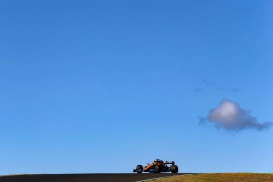 Carlos Sainz Jr (ESP), McLaren F1 Team 23.10.2020. Formula 1 World Championship, Rd 12, Portuguese Grand Prix, Portimao, Portugal, Practice Day.- www.xpbimages.com, EMail: requests@xpbimages.com © Copyright: Charniaux / XPB Images