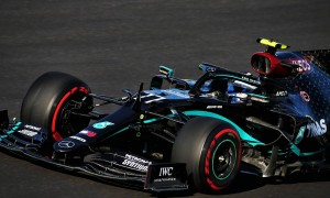 Bottas and Mercedes remain in command in FP3
