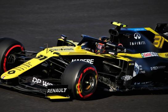 Esteban Ocon (FRA) Renault F1 Team RS20. 23.10.2020. Formula 1 World Championship, Rd 12, Portuguese Grand Prix, Portimao, Portugal, Practice Day. - www.xpbimages.com, EMail: requests@xpbimages.com © Copyright: Batchelor / XPB Images