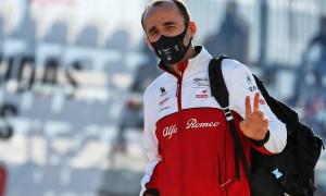 Kubica undecided on future motorsport path