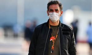 Cyril Abiteboul (FRA) Renault Sport F1 Managing Director. 24.10.2020.