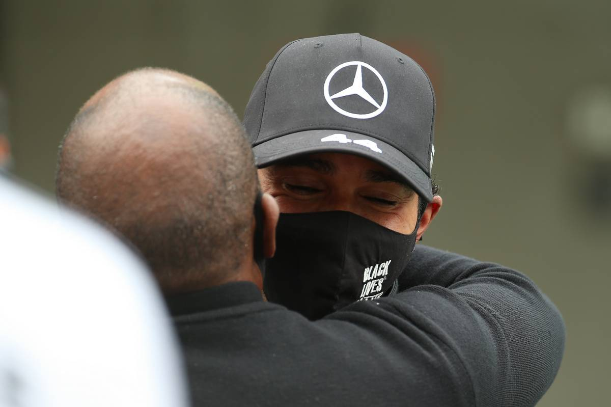 Hamilton: Record achievement will take time to sink in