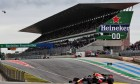 Max Verstappen (NLD) Red Bull Racing RB16. 25.10.2020. Formula 1 World Championship, Rd 12, Portuguese Grand Prix