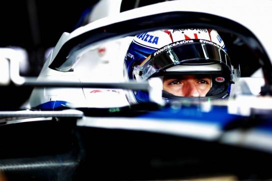 Nicholas Latifi (CDN) Williams Racing FW43. 31.10.2020. Formula 1 World Championship, Rd 13, Emilia Romagna Grand Prix, Imola, Italy, Qualifying Day. - www.xpbimages.com, EMail: requests@xpbimages.com © Copyright: Bearne / XPB Images