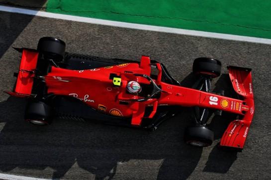 Charles Leclerc (MON) Ferrari SF1000. 31.10.2020. Formula 1 World Championship, Rd 13, Emilia Romagna Grand Prix, Imola, Italy, Qualifying Day. - www.xpbimages.com, EMail: requests@xpbimages.com © Copyright: Batchelor / XPB Images