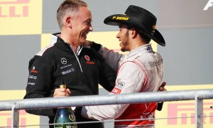 Hamilton hopes Whitmarsh has forgiven him for leaving