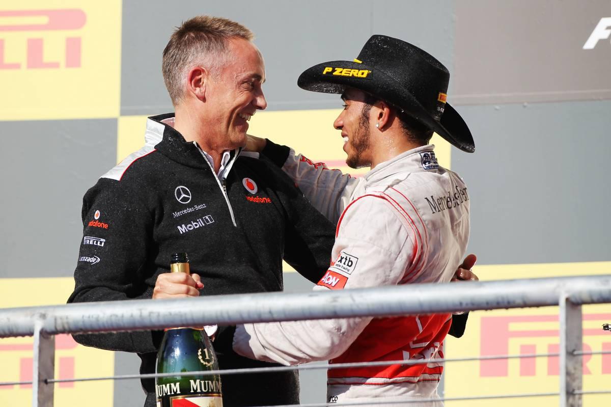Hamilton hopes Whitmarsh has forgiven him for leaving