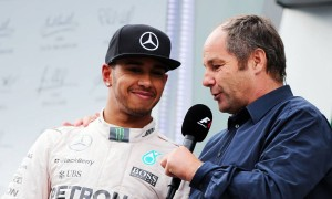 Berger: Hamilton 'exceptional' but Senna still the best
