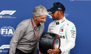 Hill: 'Magical' Hamilton and Schumacher in league of their own