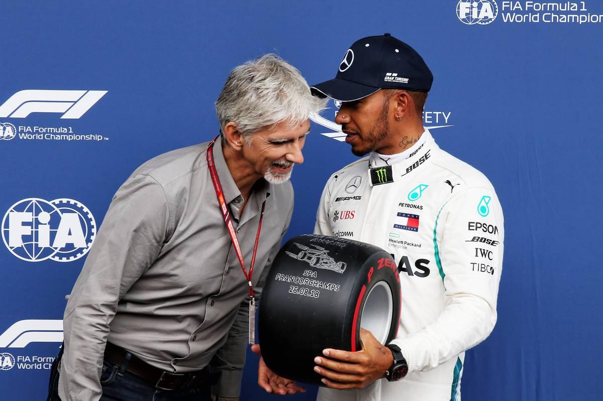 Hill: 'Magical' Hamilton and Schumacher in league of their own