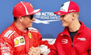 Alfa eyeing Raikkonen/Schumacher line-up for 2021