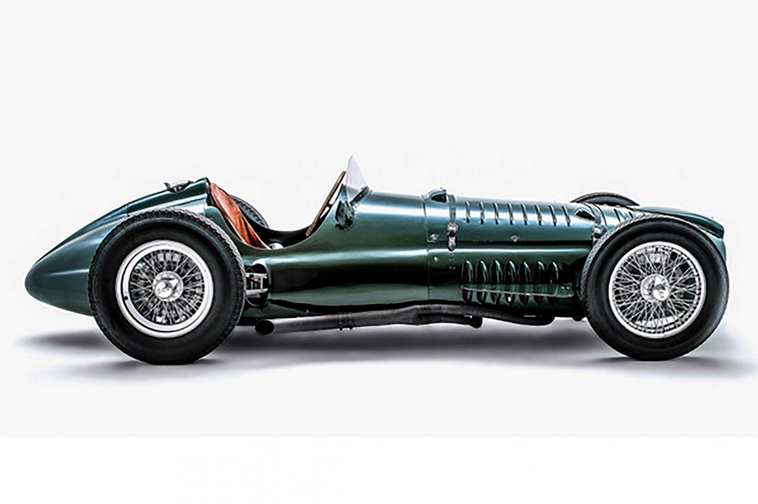 Recreated BRM V16 will give lucky owners an earful