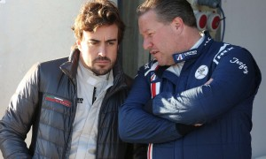 Brown: 'Fierce' Alonso will be tough to beat at Renault