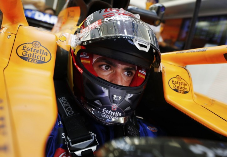 Ferrari confirm plans for Sainz test in January
