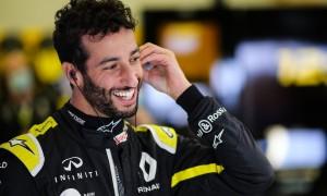 Abiteboul: Ricciardo legacy part of Renault foundation