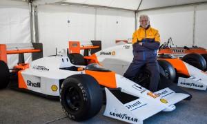 McLaren veteran Neil Trundle gets fitting tribute