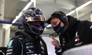 Webber: Russell Sakhir GP display 'horrible timing' for Hamilton