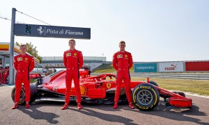 Ferrari to decide fate of juniors 'in next couple of weeks'