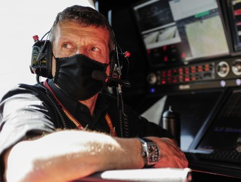 Steiner has a familiar warning for Haas' rookies