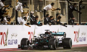 F1i's Driver Ratings for the 2020 Bahrain GP