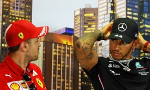 Hamilton explains why 'positions never aligned' with Ferrari