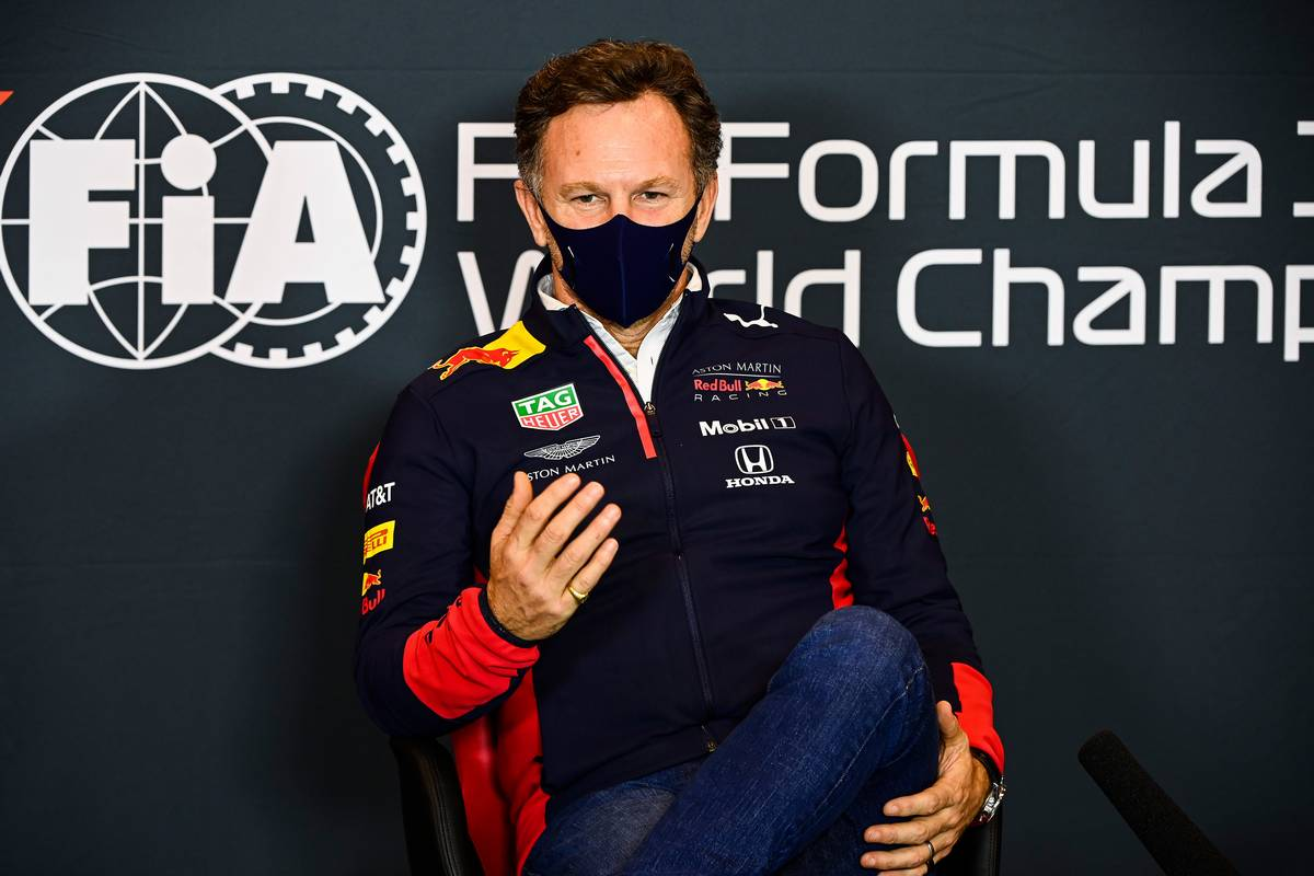 Horner says 2021 F1 schedule 'on the limit of human tolerance'