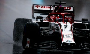 Raikkonen: Alfa double top-10 qualifying helped by extra FP3 running