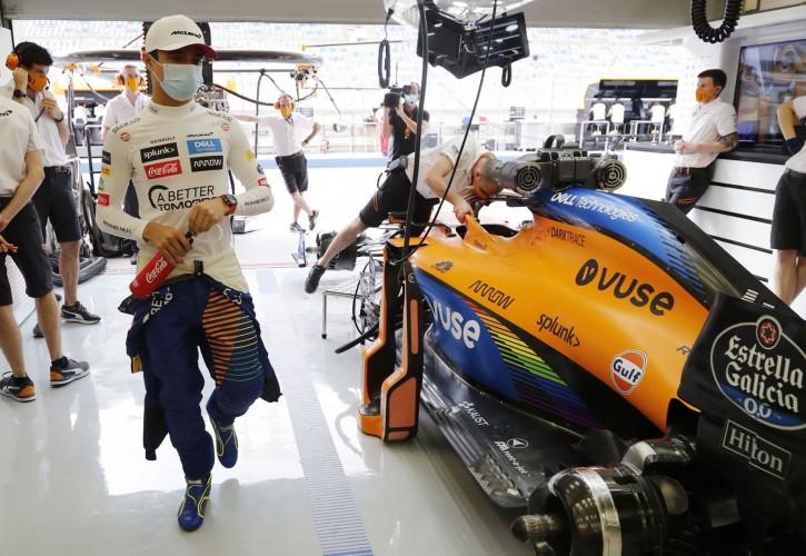 Sainz: Testing 2018 Ferrari an 'option' to prepare for 2021