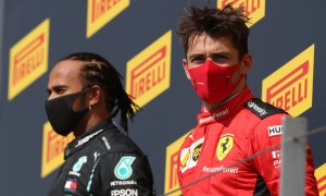 Leclerc: Different perceptions of Hamilton and Schumacher
