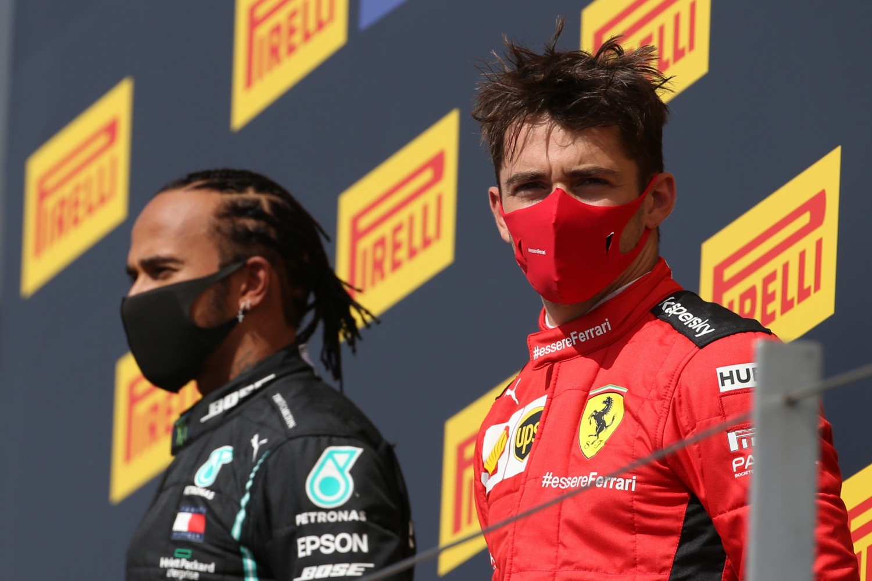 Leclerc: Different perceptions of Hamilton and Schumacher