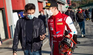 Leclerc always on hand to offer brotherly support