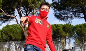 'I always believe I can win!' insists Leclerc