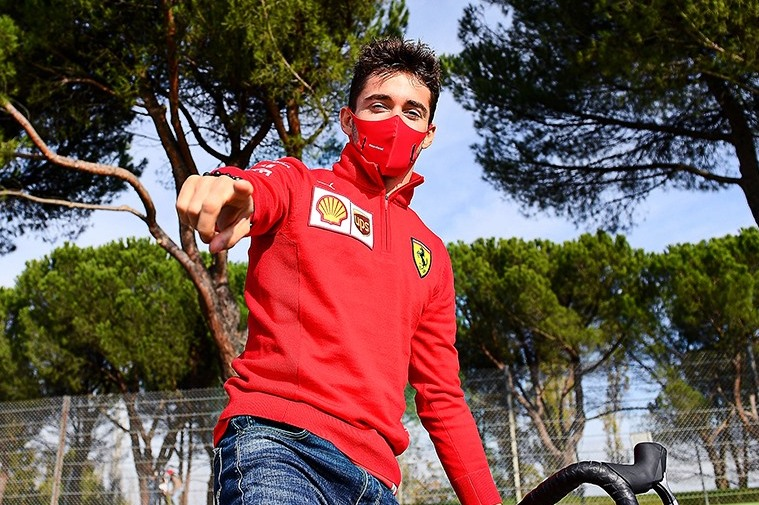 Leclerc hails big improvements 'as a driver' in challenging year