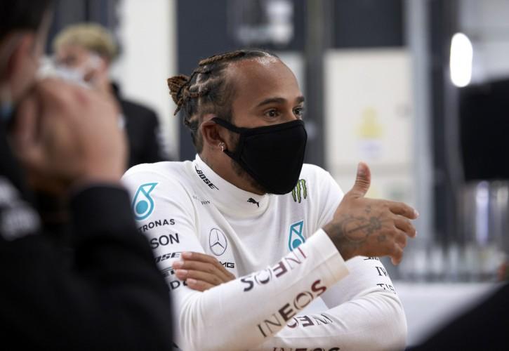 Hamilton fears salary cap could 'handicap' young F1 stars