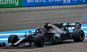 Hamilton blasts 'worse' 2021-spec Pirelli tyre tested in Bahrain